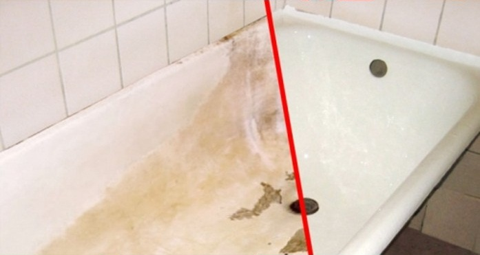 Покрытие ванны