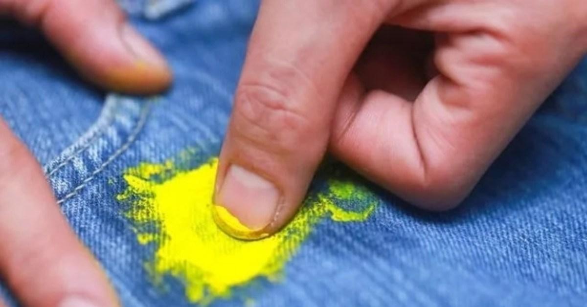 Основные правила очистки ткани