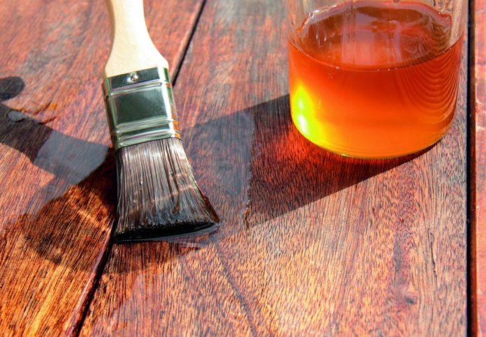олифа из льняного масла